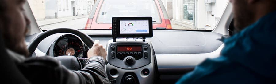AutoPi completed and installed on dashboard