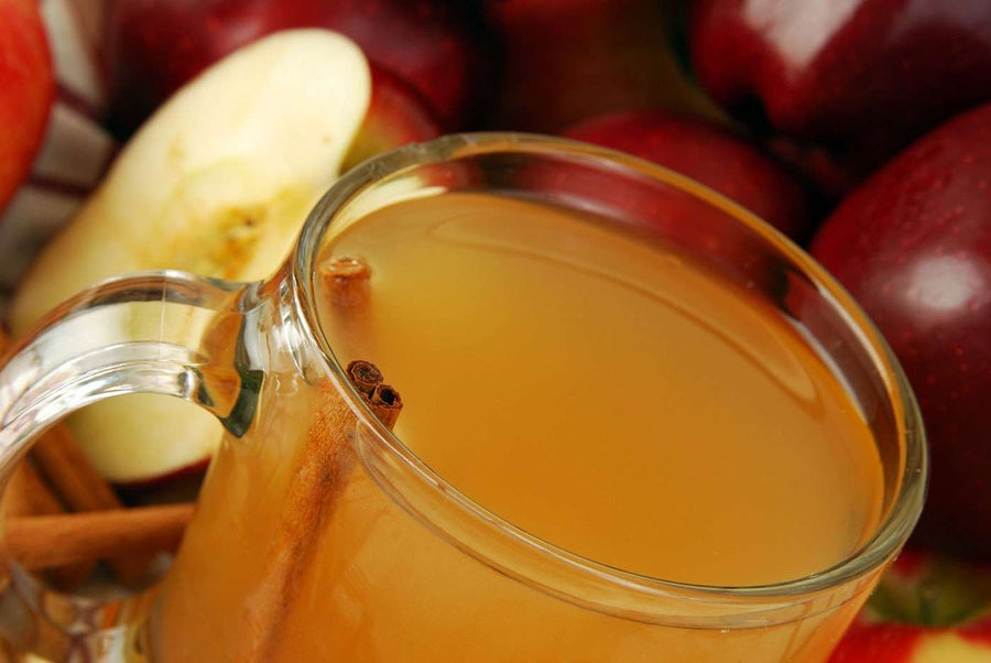 How to make awesome Wassail punch