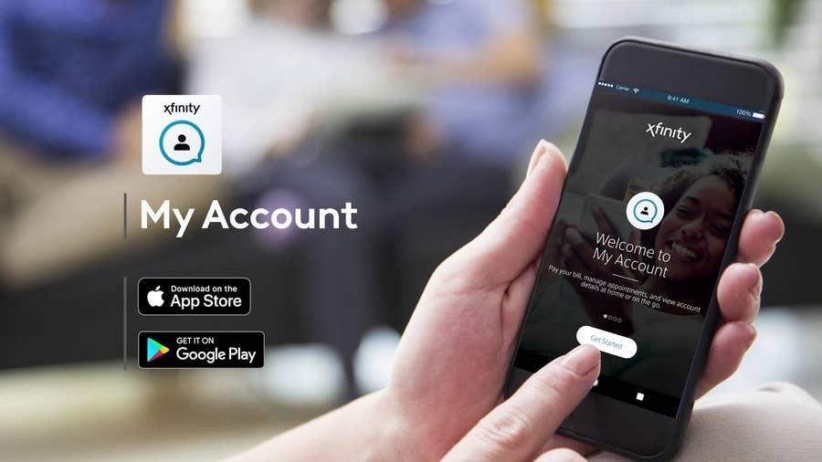 Xfinity My Account App Ad