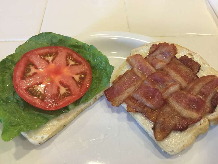How to make a proper BLT sandwich