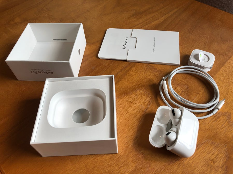 Open Box Apple AirPods Pro