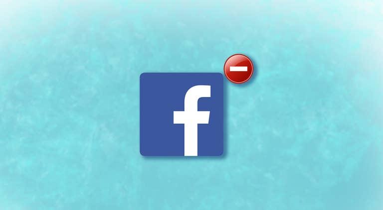 Deactivate or Delete Facebook Account