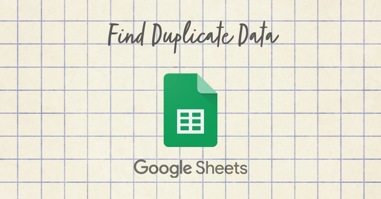 How to Find Duplicate Data in Google Sheets