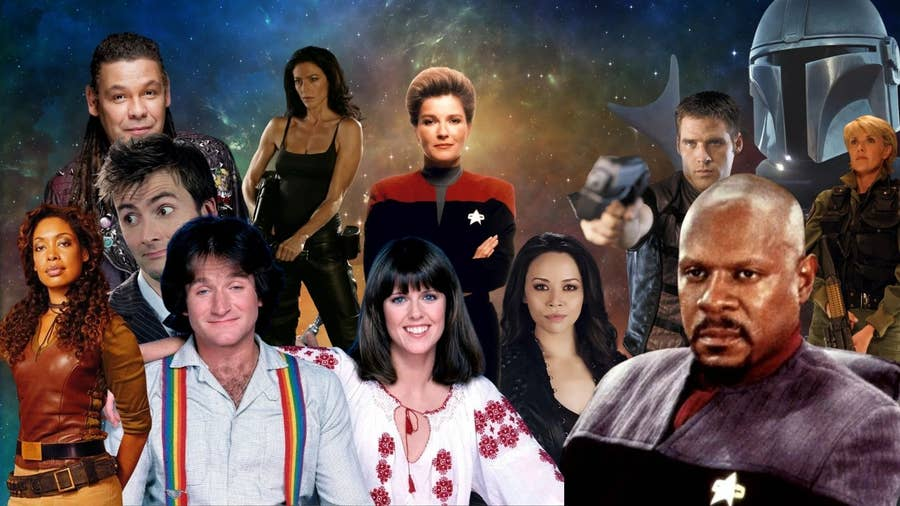 A Fan's Guide to the Top Science Fiction TV Series