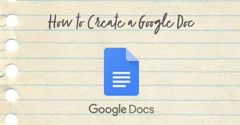 how to create a google doc