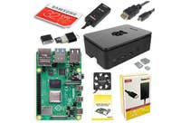 Canakit Raspberry Pi 4 Starter Kit with Fan
