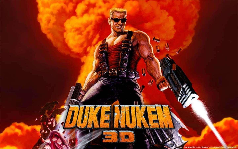 Duke Nukem 3D screenshot