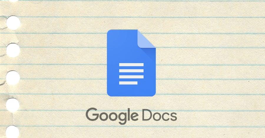 Google Docs Feature Image