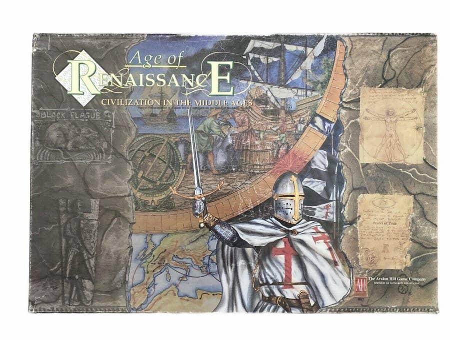 Age of Renaissance (1996)