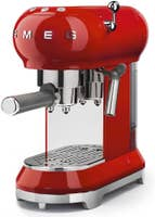Smeg ECF01RDUS Espresso Coffee Machine