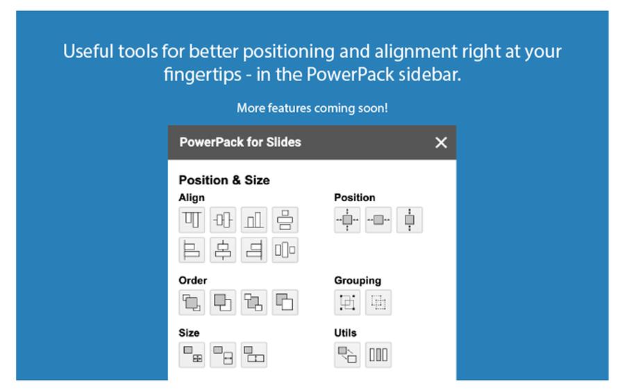 powerpack google slides addon
