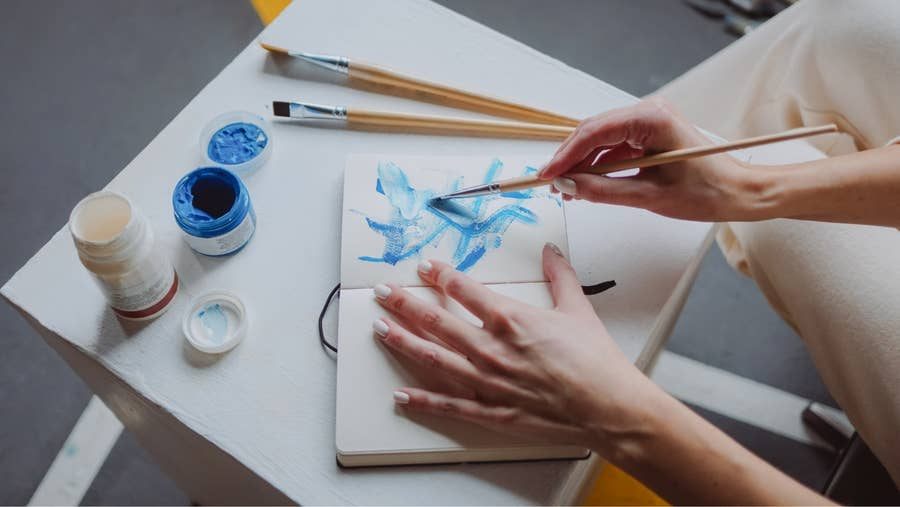 A painter.