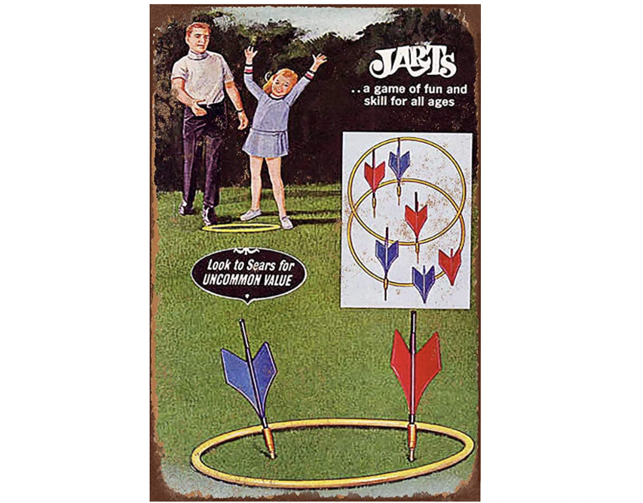 Lawn Darts.