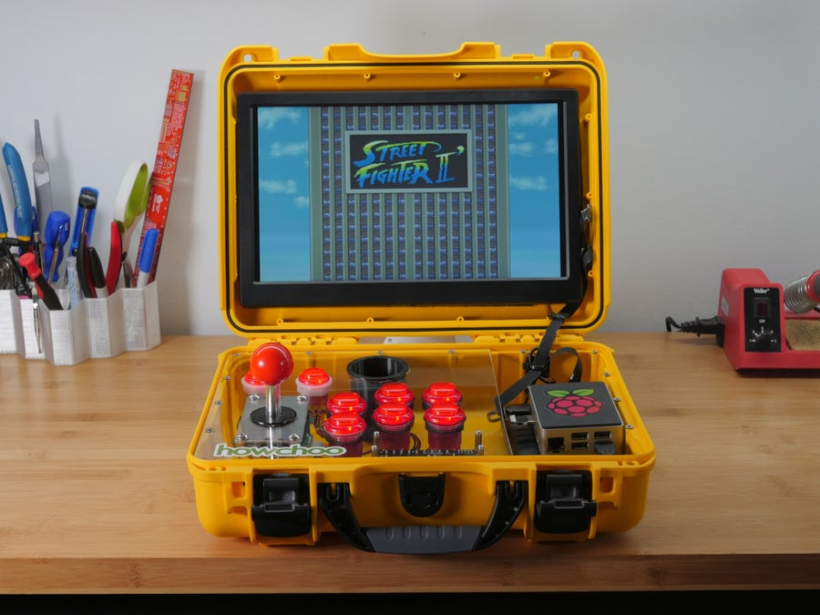 AdventurePi Arcade Edition