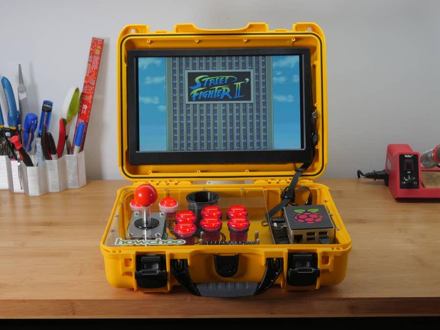 AdventurePi Arcade Edition