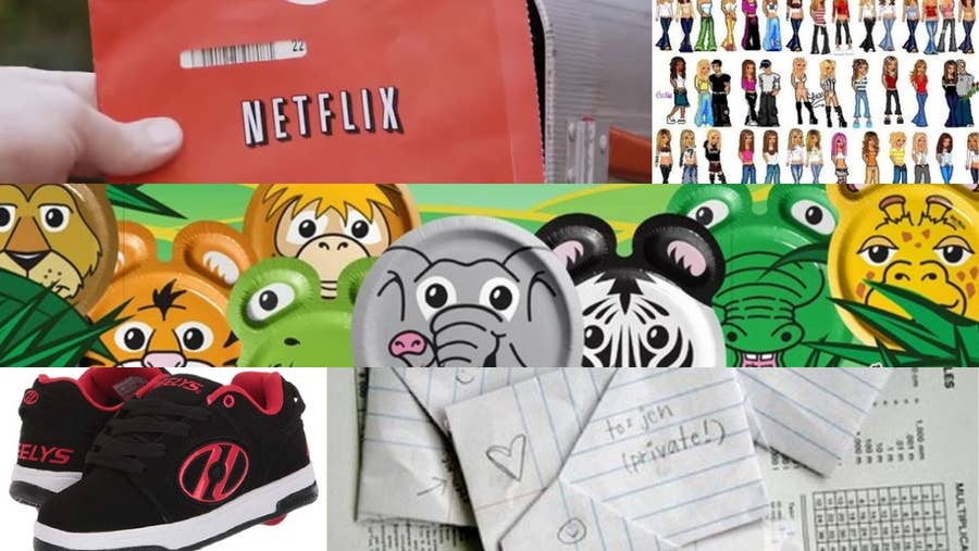 Things That Were Cool in the '00s That Aren't Today