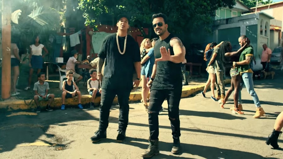 Despacito Youtube Video Still