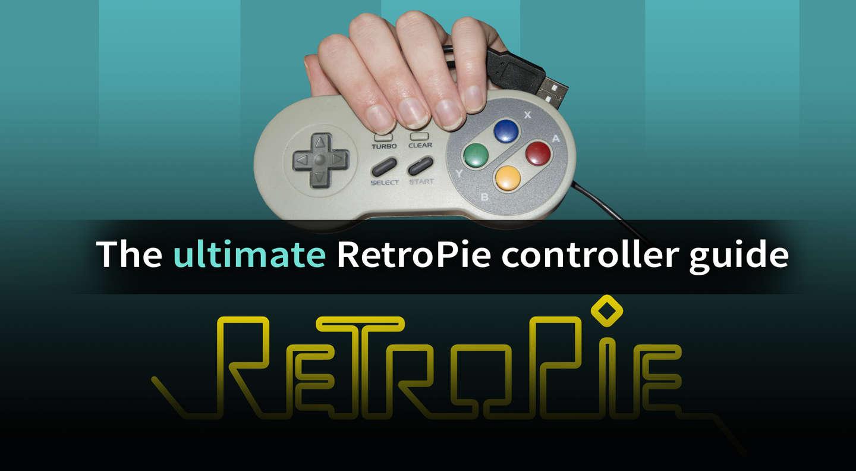RetroPie controllers