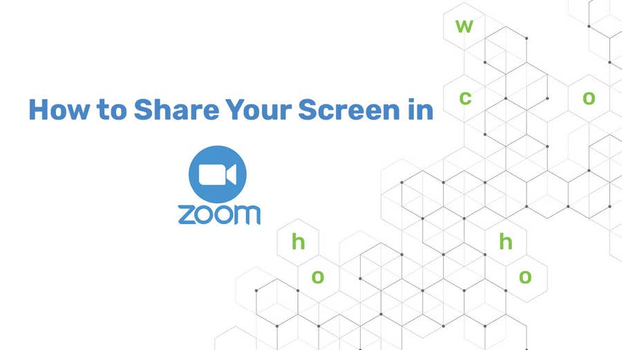 How to Share Your Screen in Zoom