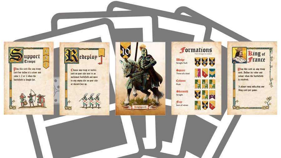 Battle Line: Medieval (2017)