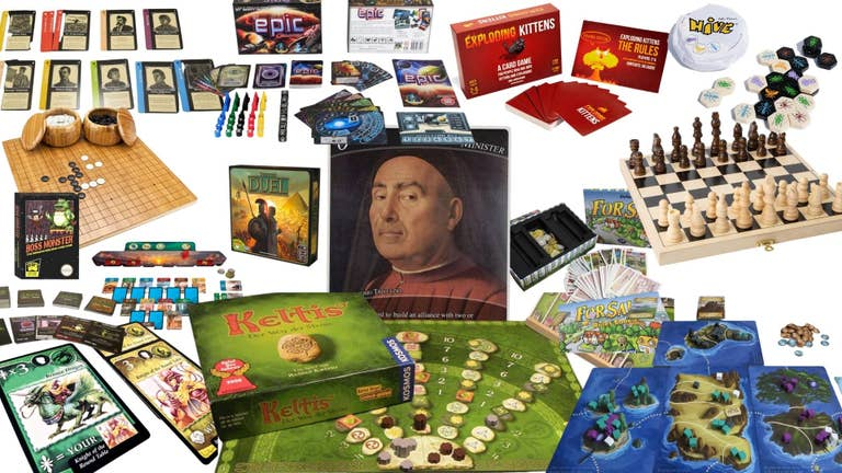 Best Small Portable Board Games (Travel Sized)