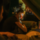 Blanket fort theater