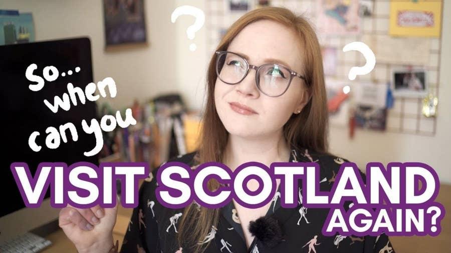 Kakibot's Edinburgh Adventures!