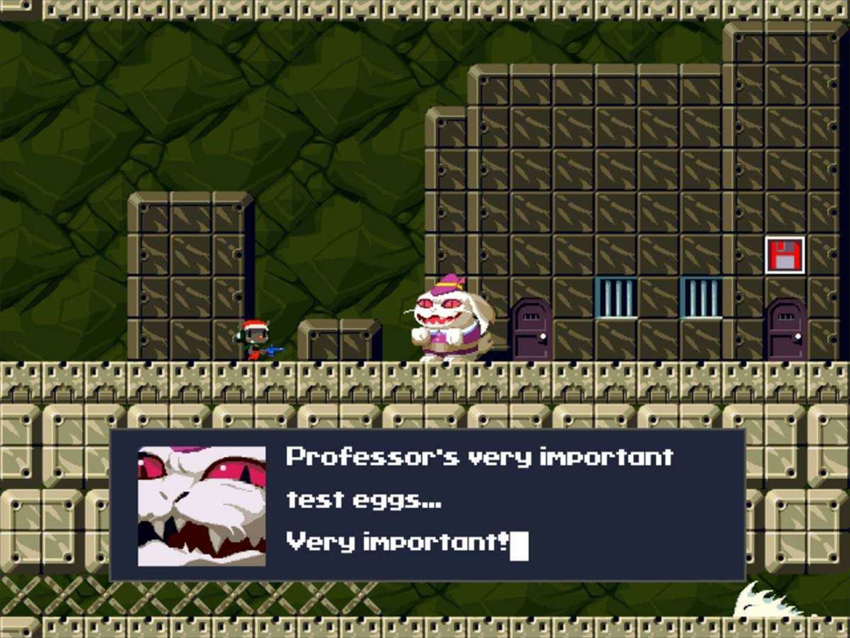 Cave Story on RetroPie screenshot