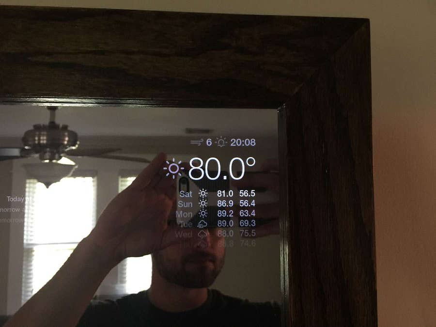 Weather demo
