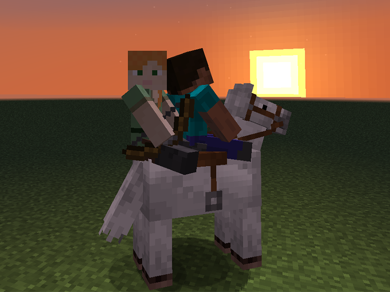 minecraft fabric server mods dual riders