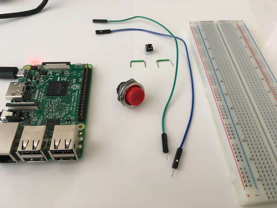 Pi power button supplies