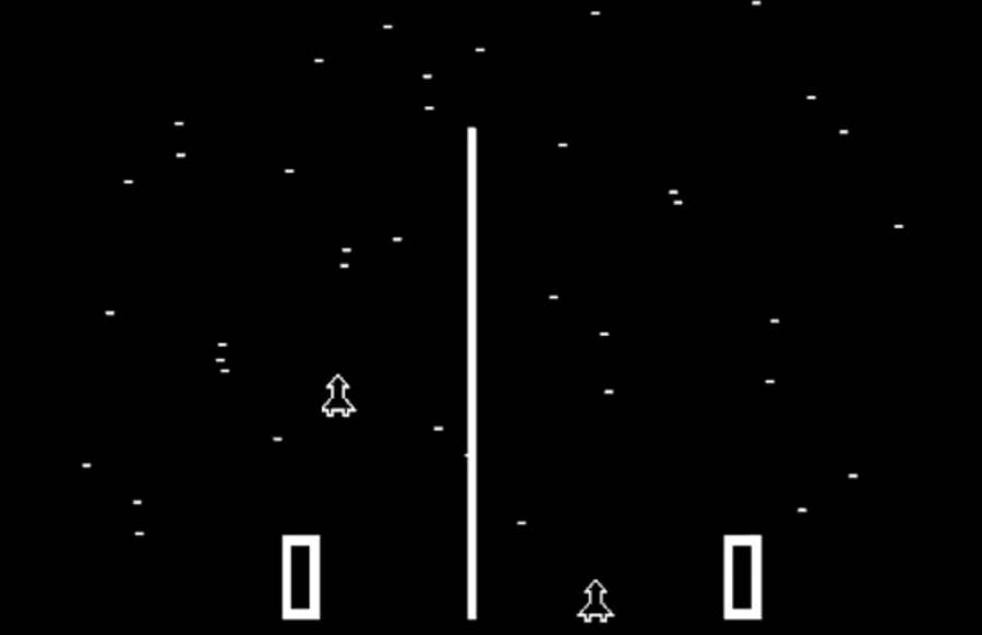 space race gameplay