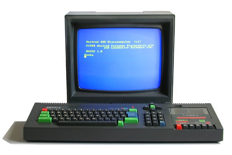 Raspberry Pi Amstrad CPC