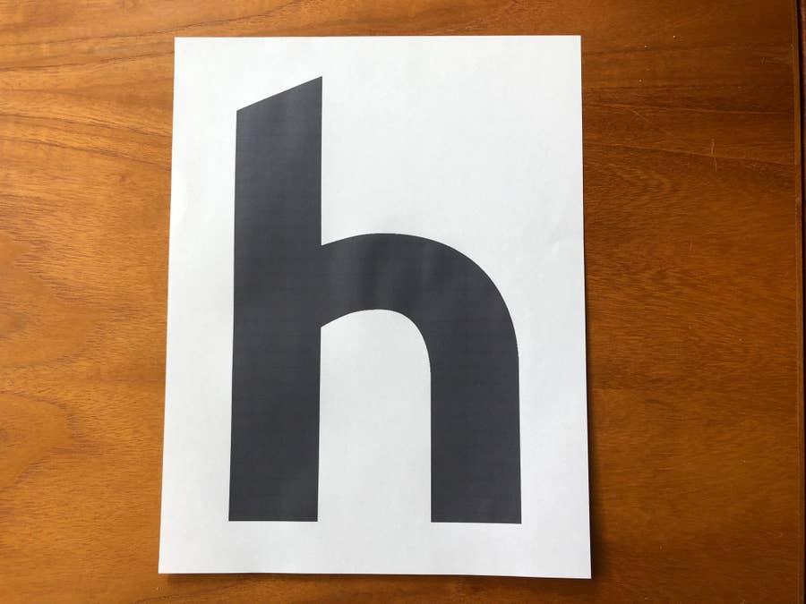 howchoo logo pumpkin stencil