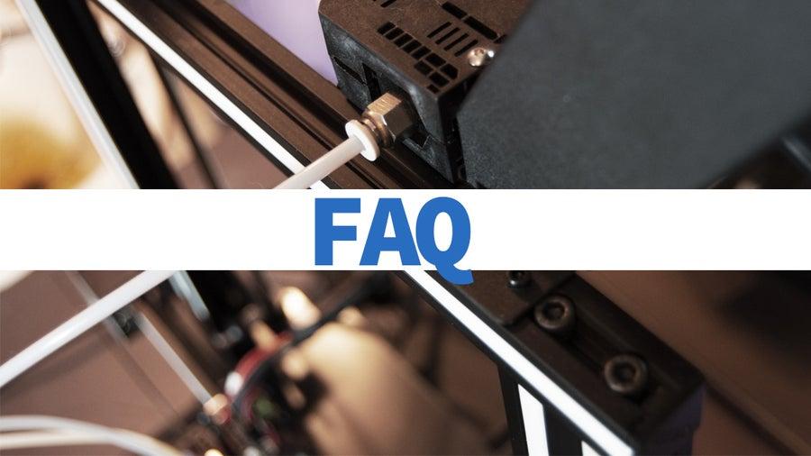 3D Printing FAQs