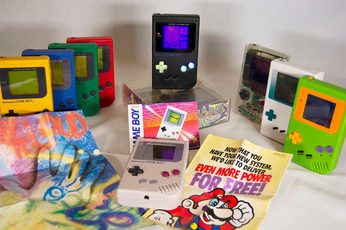 Game Boy collection