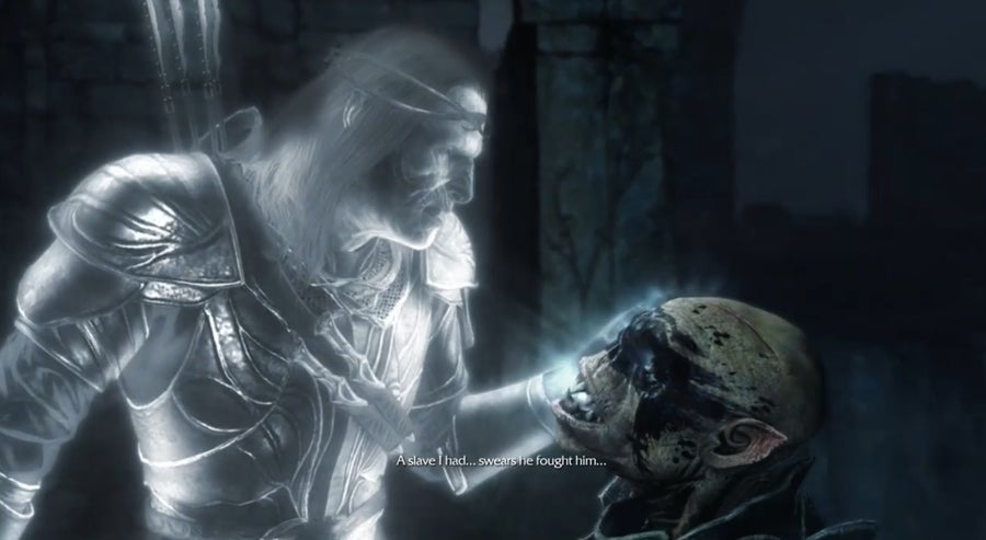 Middle-earth Shadow of Mordor gameplay