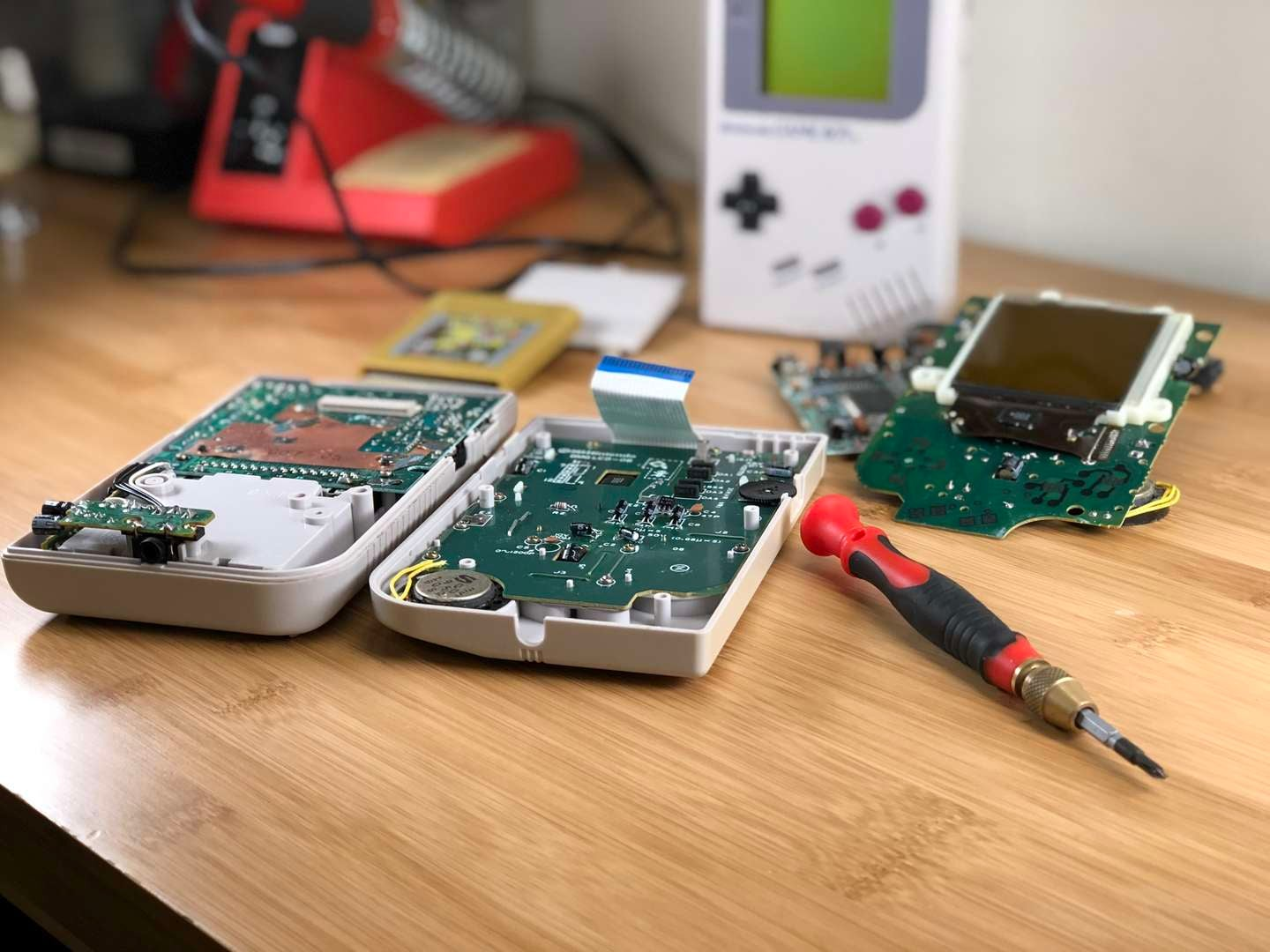 How to Clean Game Boy Battery Contacts and Remove Corrosion