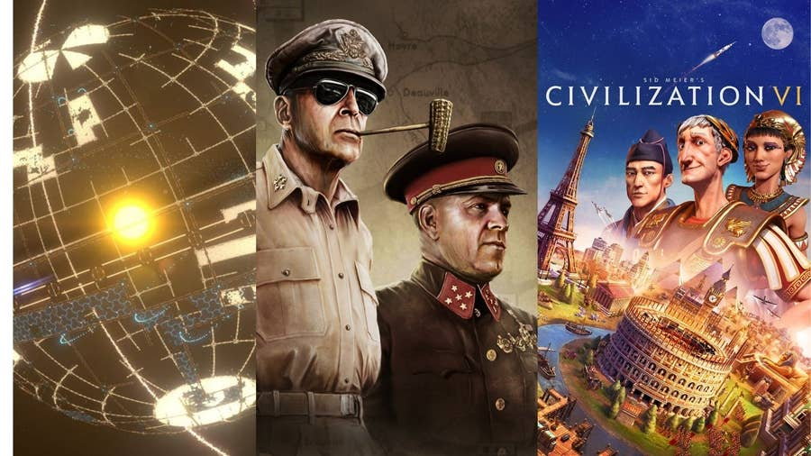 Best Strategy Games on Sale on Steam
