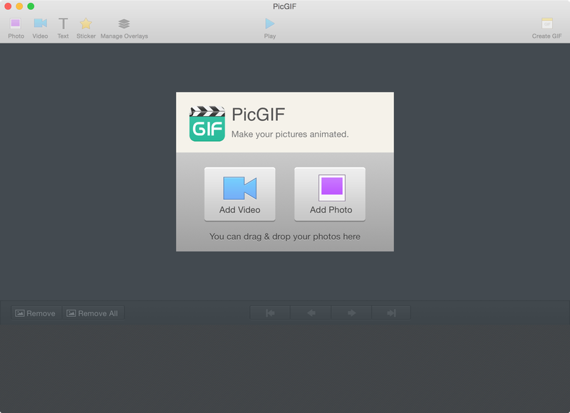 How to turn a video into a gif on a Mac