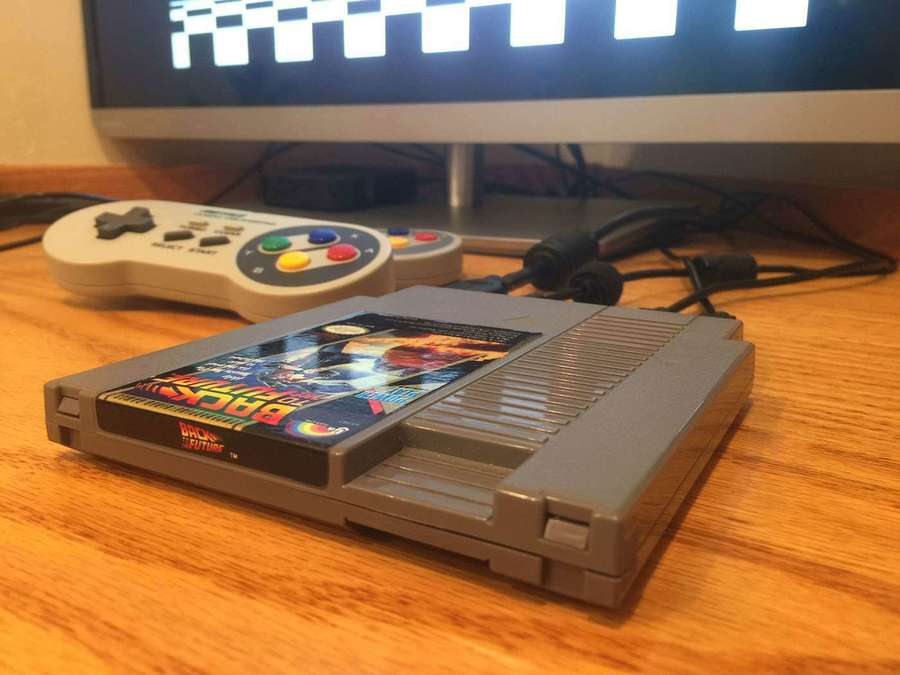 Pi Cart: Raspberry Pi in an NES cartridge