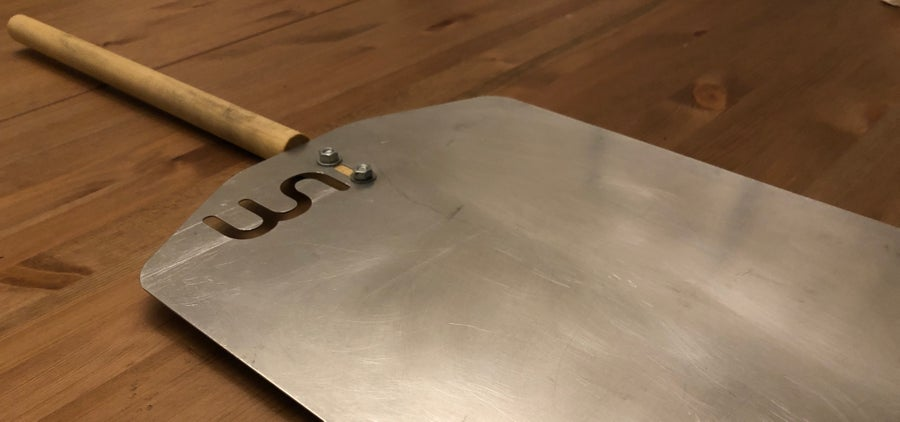 uuni pizza peel with handle