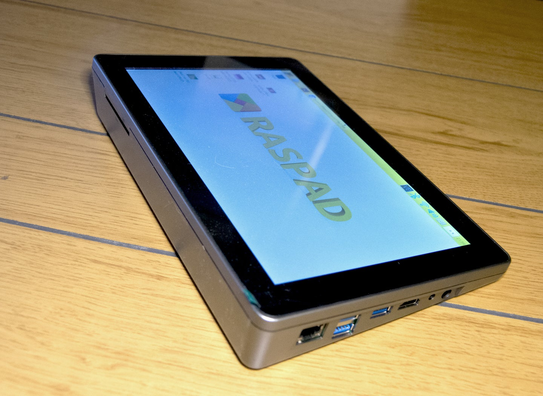 RasPad 3 Design