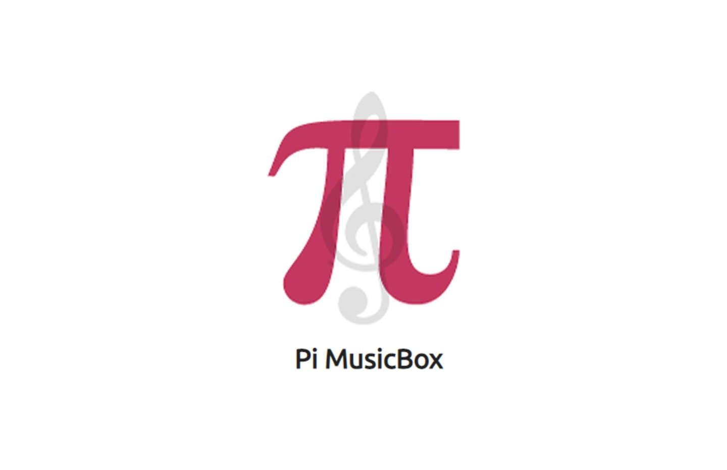 Install the Pi MusicBox image