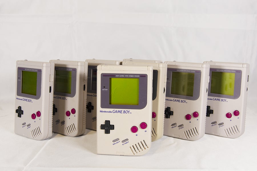 Original Game Boy DMG