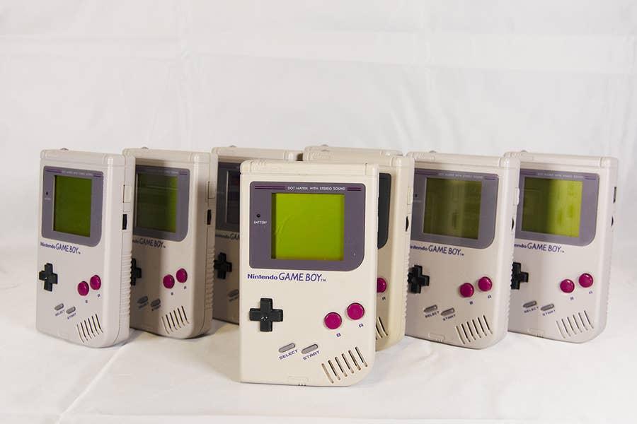 Original Game Boy DMG