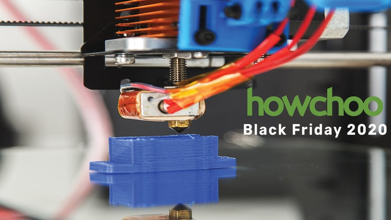 Black Friday 3D Printer Deals