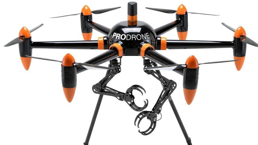 ProDrone grasping drone