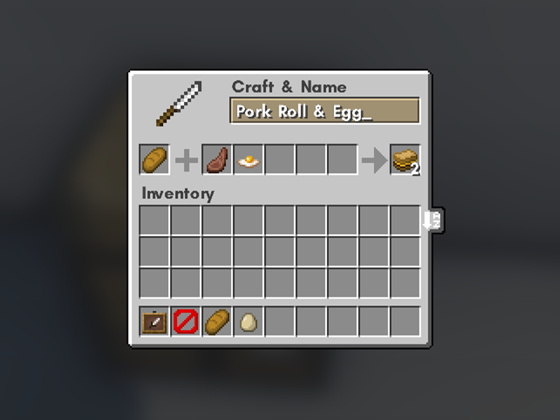 culinary construct forge mod minecraft