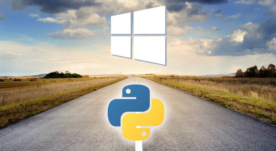 Python Path Variable Windows 10